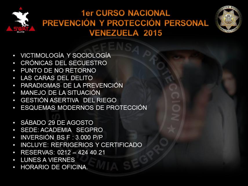 PREVENCION Y PROTECCION PERSONAL